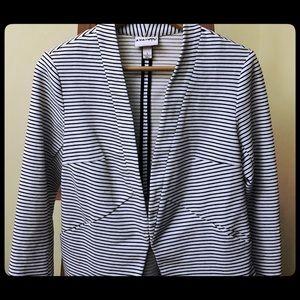 AVA & VIV lightweight structured jacket